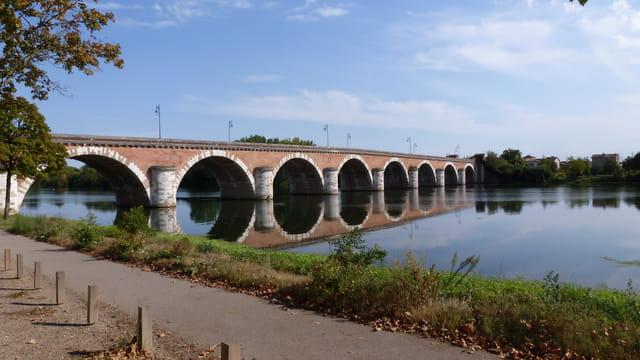 effet miroir pont Napoléon