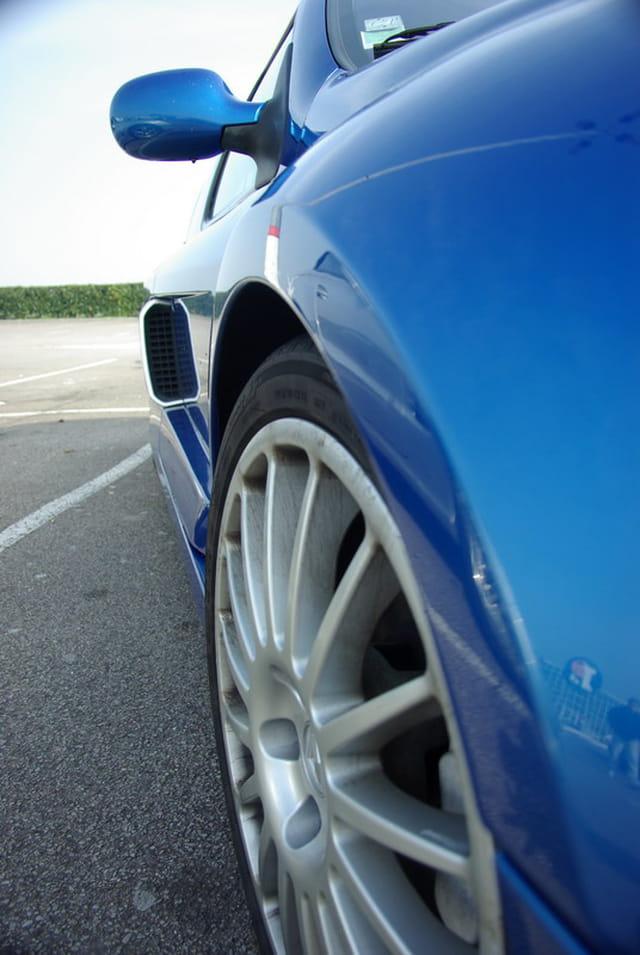 Effet sur Clio V6
