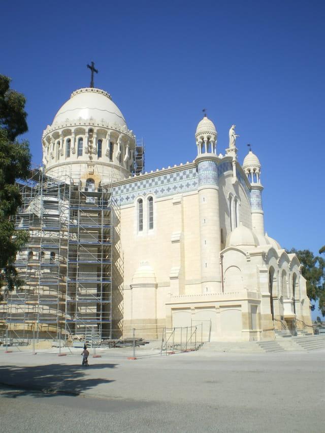Eglise à Alger