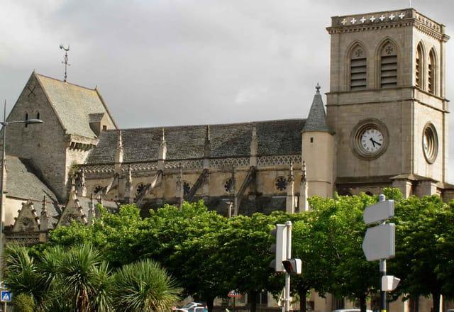 Eglise à Cherbourg
