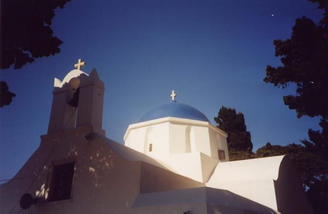 Eglise à Paros