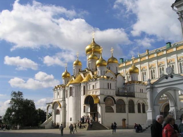 �glise au kremlin
