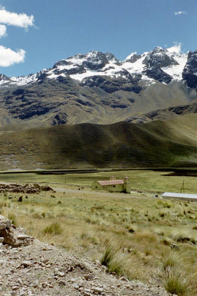Eglise au Pérou
