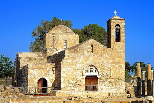 Eglise byzantine Chrysopolitissa