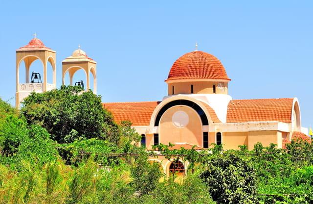 Eglise byzantine contemporaine