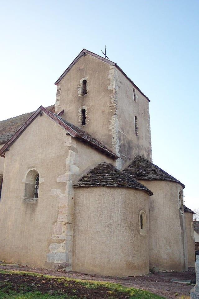 Eglise carolingienne