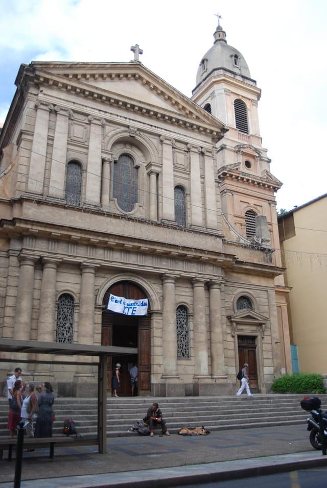 église d'Ajaccio