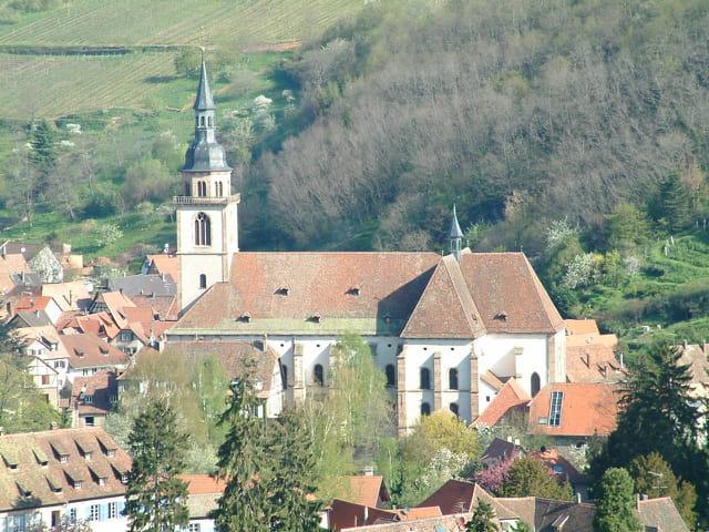Eglise d'andlau