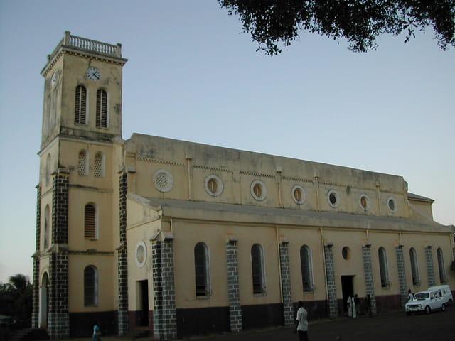 Eglise d'Antsiranana