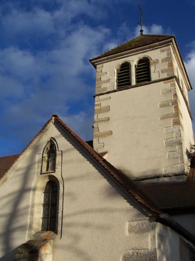 Eglise de Beuray-Bauguay