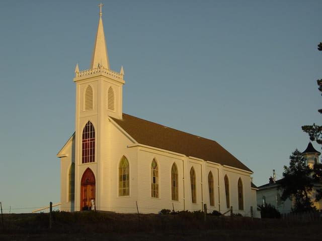 Eglise de Bodéga