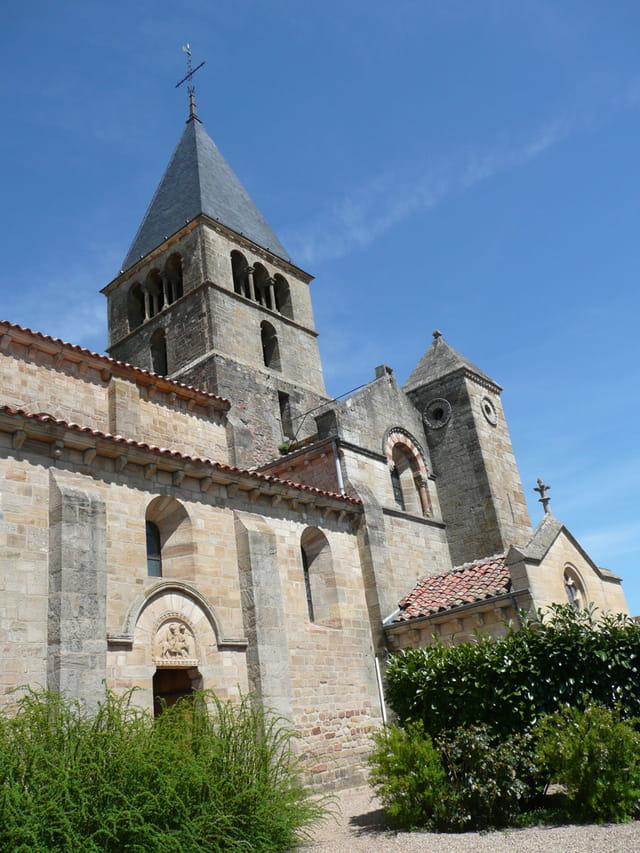 Eglise de Bois Ste Marie