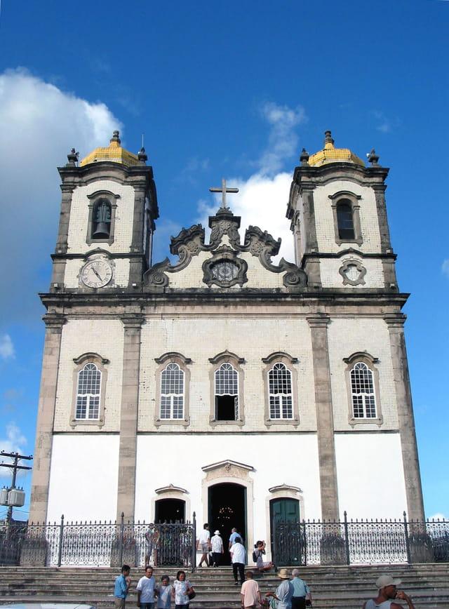 Eglise de Bonfim