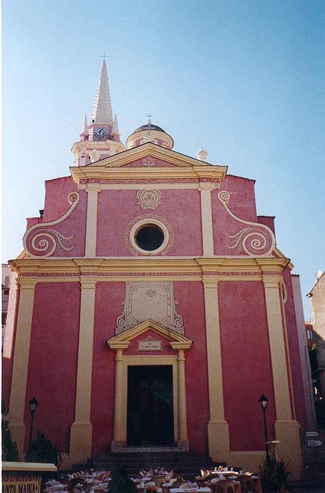 Eglise de Calvi
