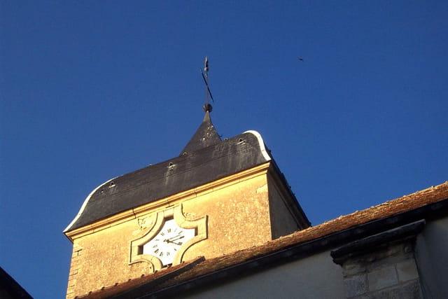 Eglise de chambolle musigny