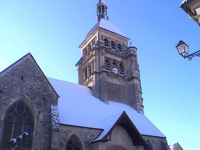 Eglise de chézy