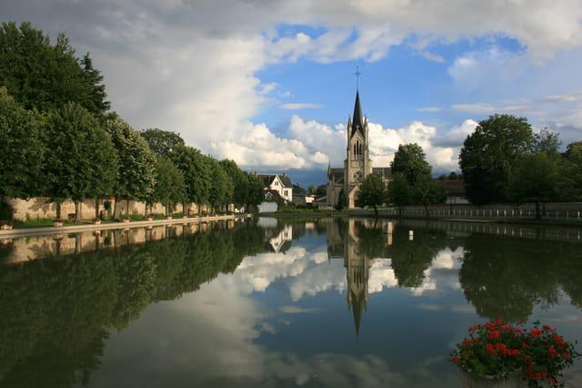 Eglise de Gueux