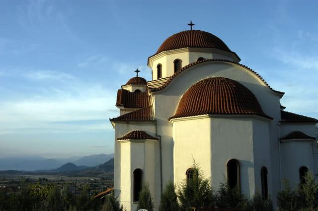 Eglise de kalambaka