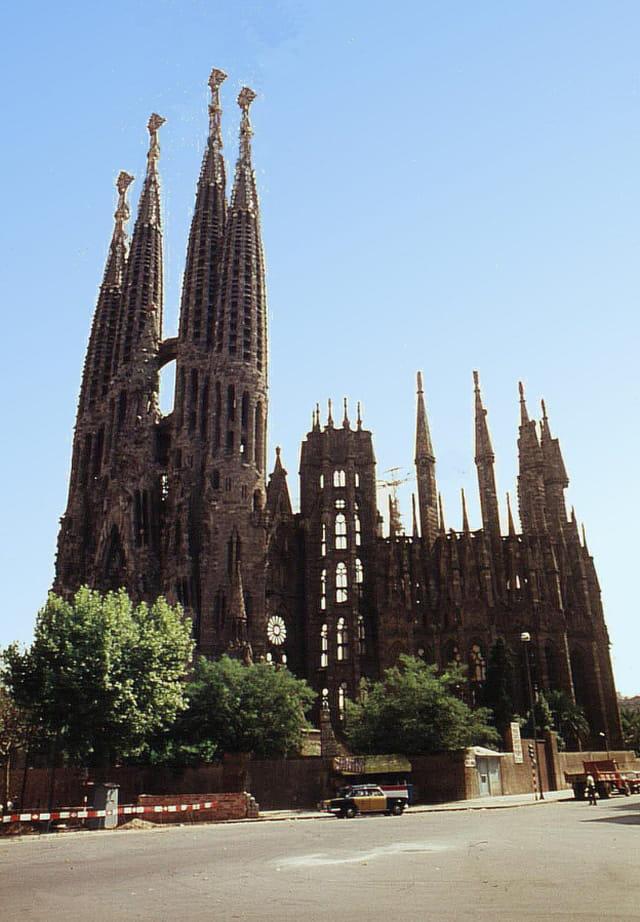 Eglise de la Sagrada Familia