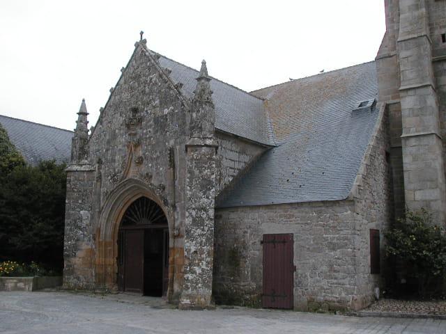 Eglise de Larmor