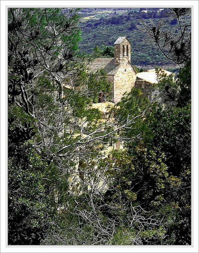 Eglise de minerve