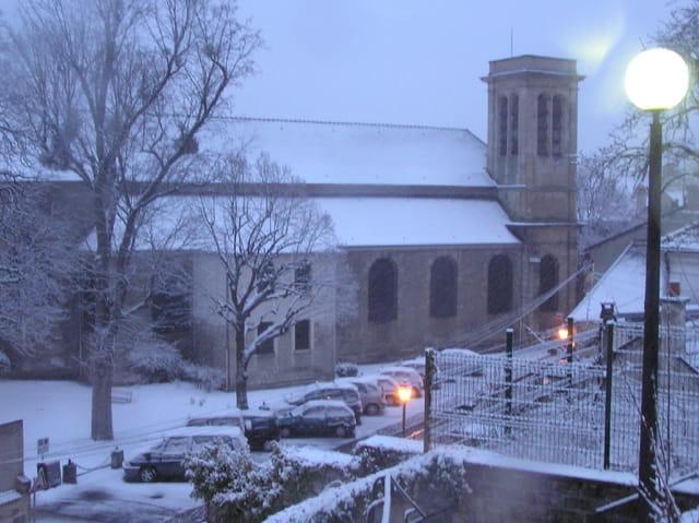 Eglise de noël