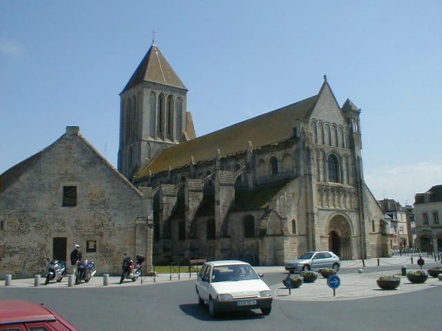 Eglise de Ouistreham