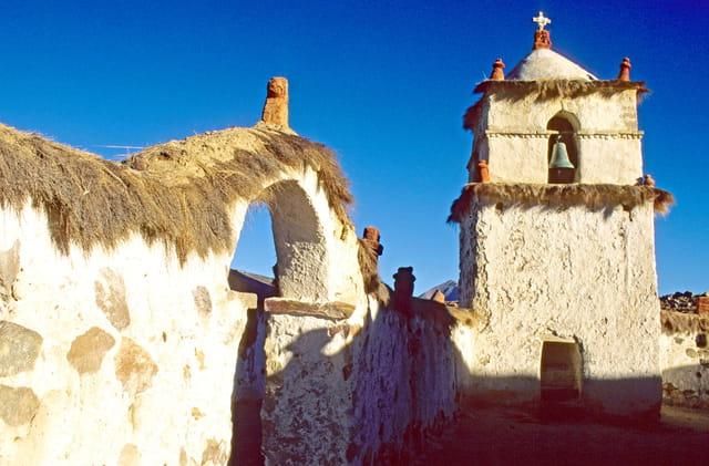 Eglise de Parinacota