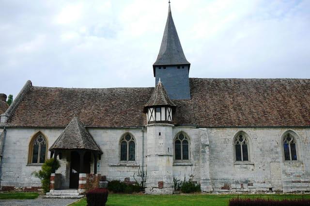 Eglise de Pinterville