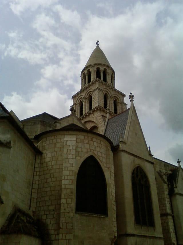 Eglise de Poitiers