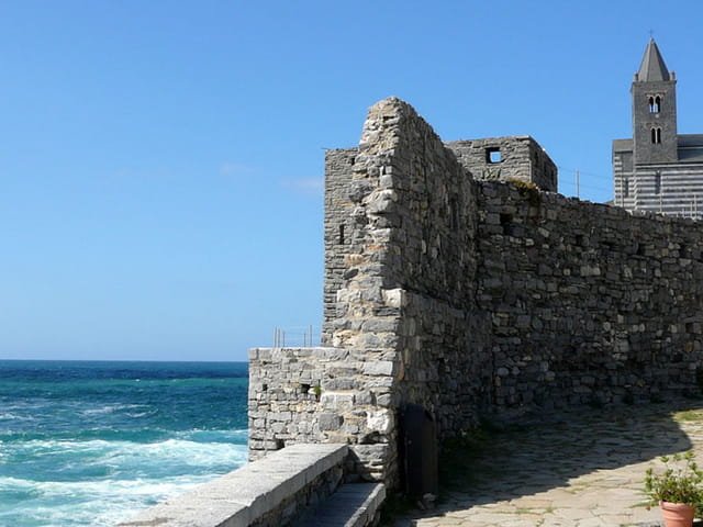 Eglise de portovenere