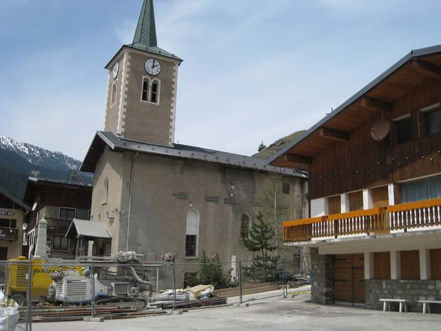 Eglise de Pralognan