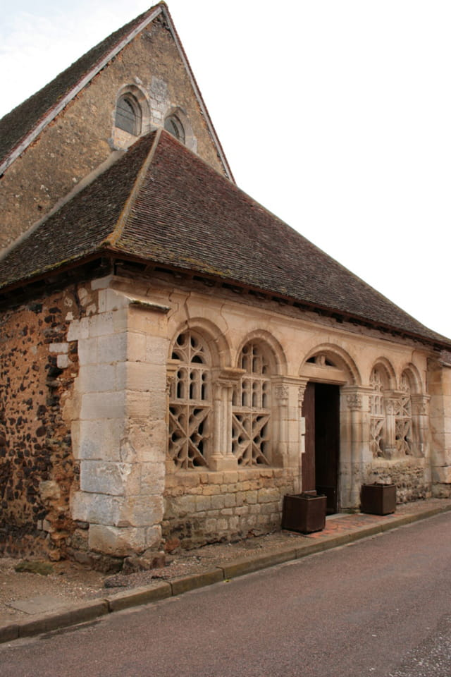Eglise de Puisaye