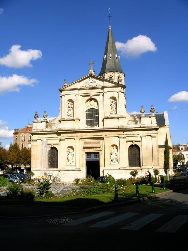 Eglise de rueil malmaison