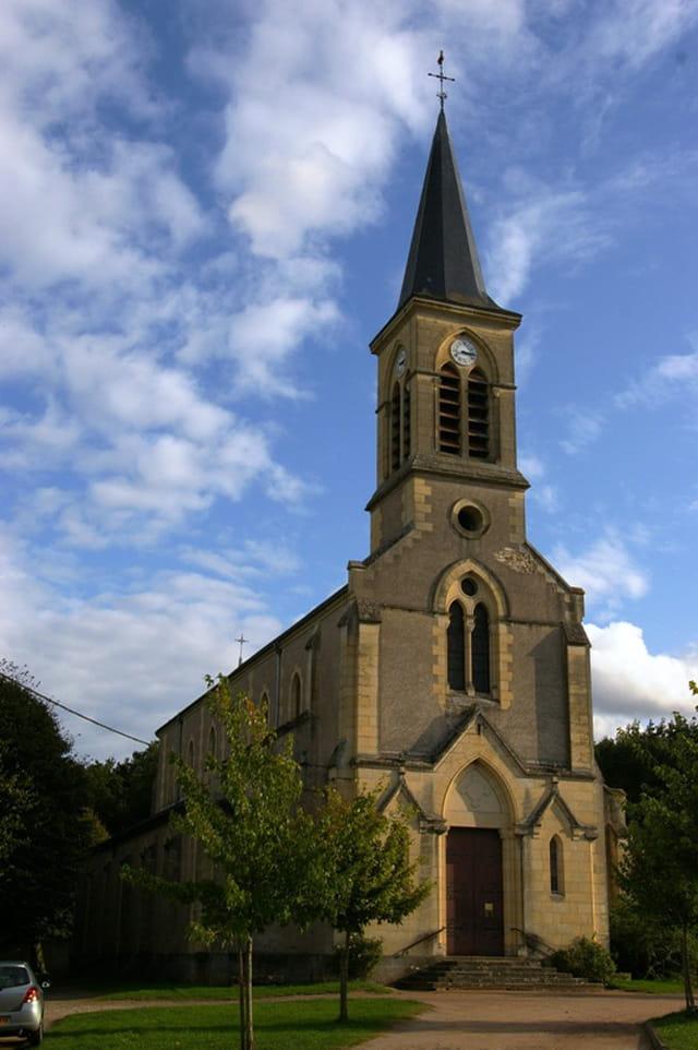 Eglise de Saint Bonnet Tronçais