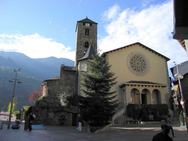 Eglise de Saint-Estève
