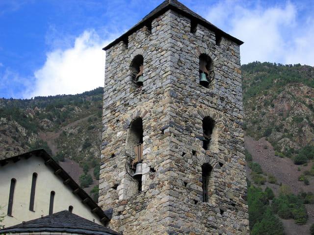 Eglise de Saint-Estève (22) Le clocher