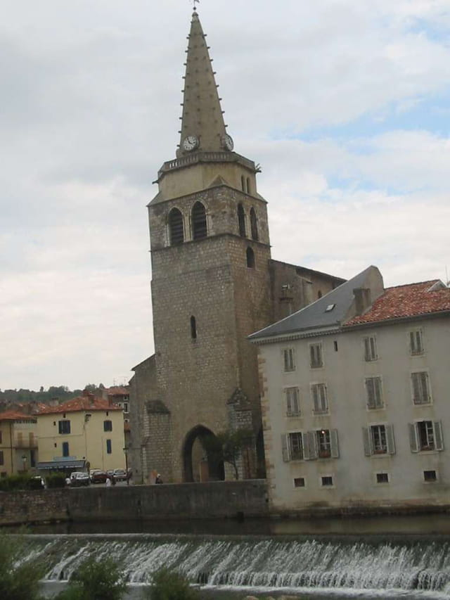 Eglise de saint-Giron