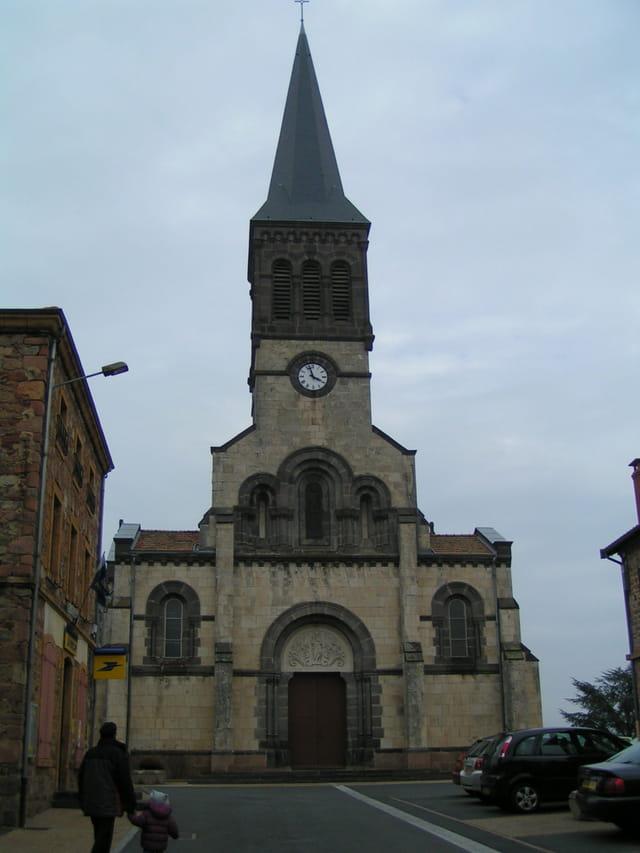 Eglise de saint just
