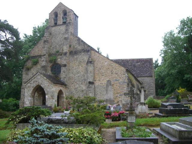Église de Saint Lambert des Bois par Michèle de PUYRAIMOND  ~ Saint Lambert Des Bois
