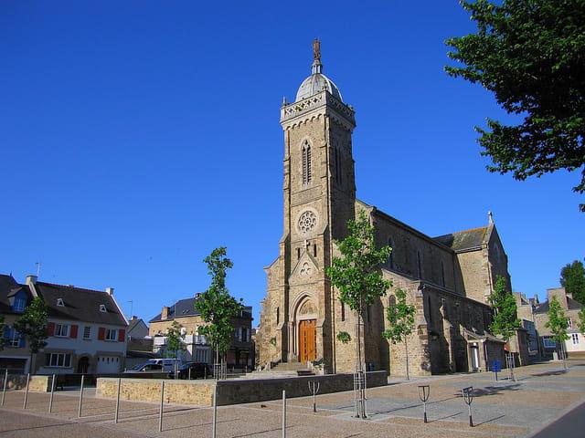 Eglise de Saint-Lunaire (3)