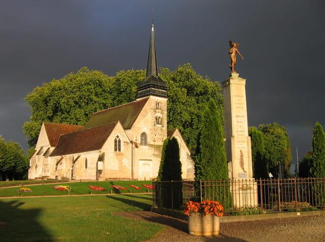 Eglise de Saint Lyé