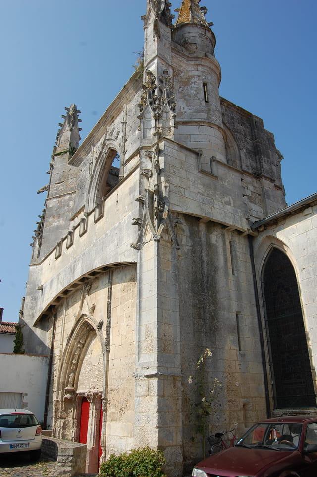 �glise de saint Martin de Ré