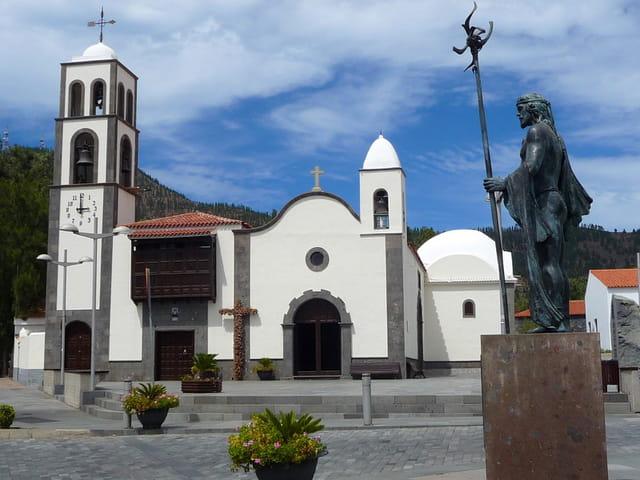 Eglise de Santiago del Teide