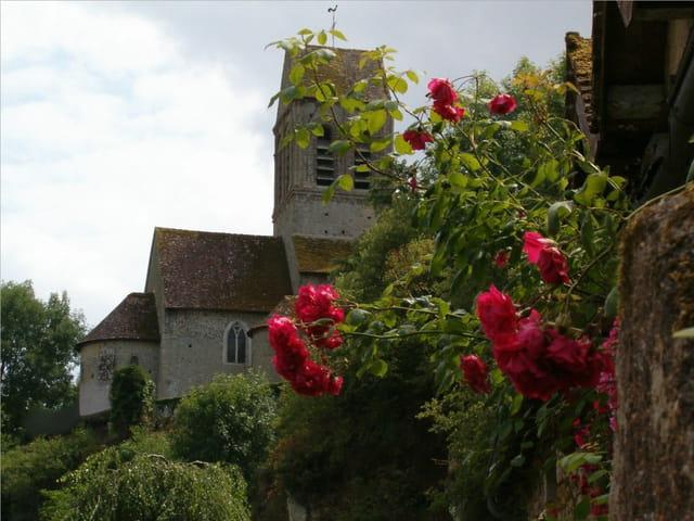 Eglise de st.céneri le gérei