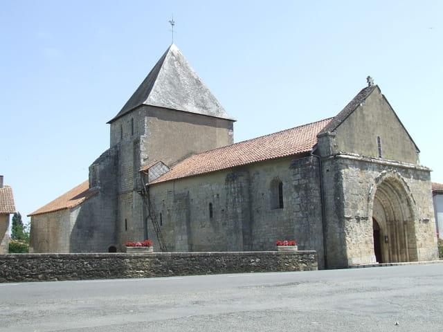 Eglise de St Martin l'Ars