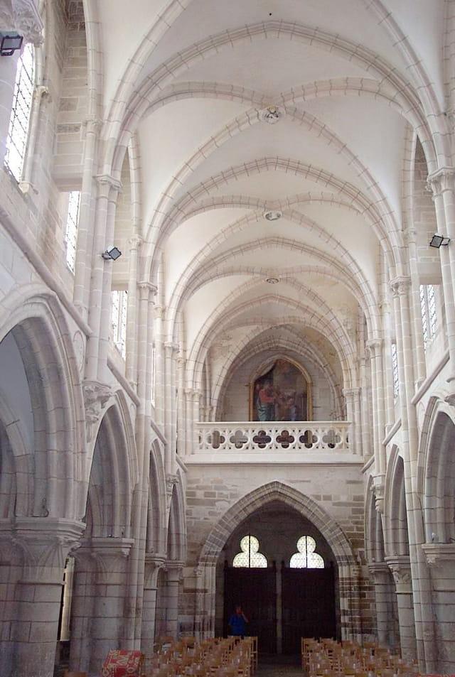 Eglise de st père sous vezelay