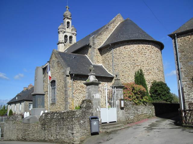 Eglise de Tressé