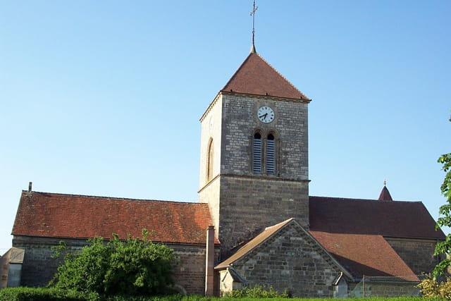 Eglise de vandenesse