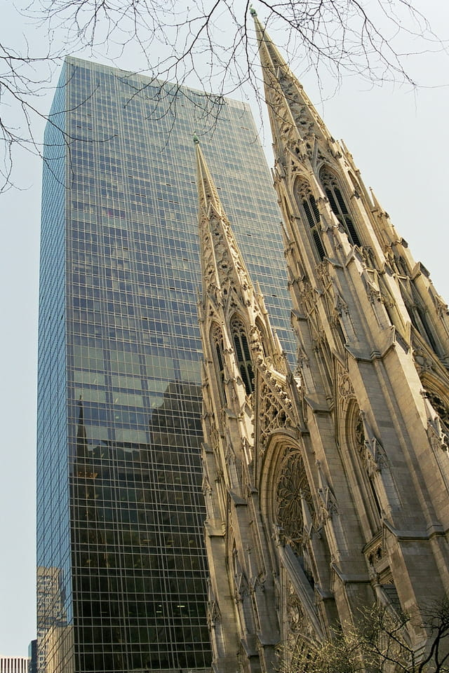 Eglise de verre